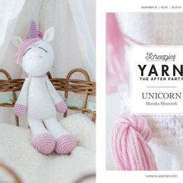 YTAP30-3 haakpakket wolzolder unicorn eenhoorn