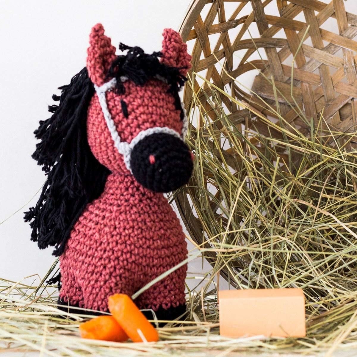 Pony Sienna Hoooked