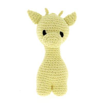 Haakpakket Giraffe Eco Barbante Popcorn hoooked