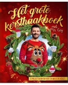 Het grote-kersthaakboek met Mr Cey