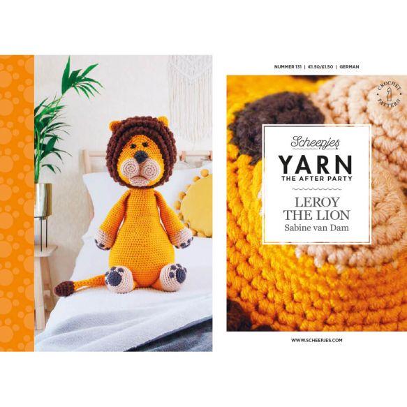 YTAP131-Leroy the lion