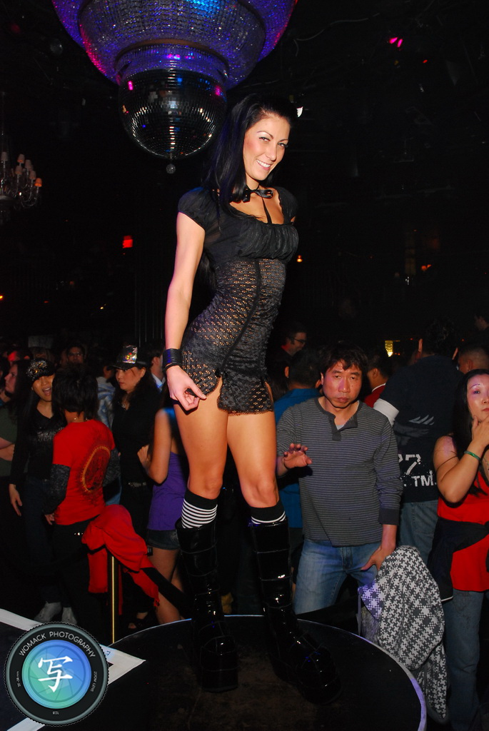 HOT Photos at Body English Nightclub