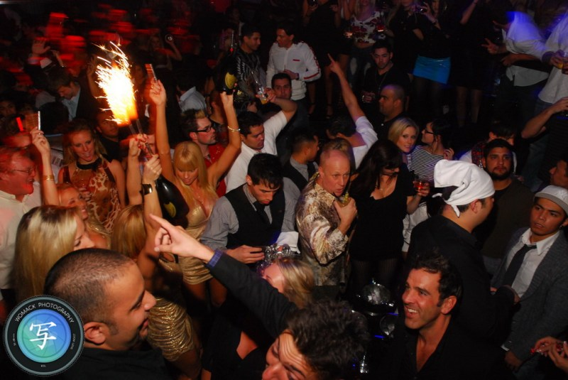 Socialite Holiday Party - The Bank Nightclub