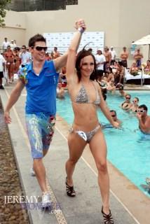 Hot 100 at Wet Republic