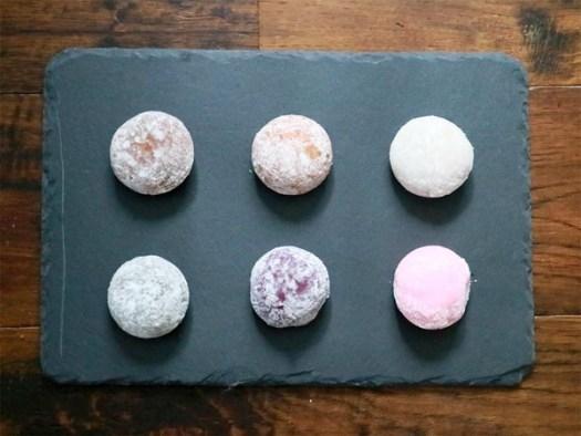 「It Wokashi」の大福の味は6種類