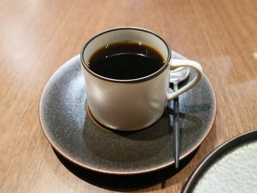 NOHGA HOTEL UENO内「Bistro NOHGA」で出される蔵前の珈琲とチョコレートのお店「蕪木」がつくるオリジナルブレンドのコーヒー