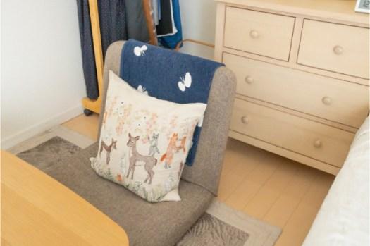 【北欧インテリア】mariさんのおしゃれな一人暮らしの部屋