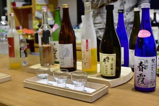 福井の地酒とお猪口