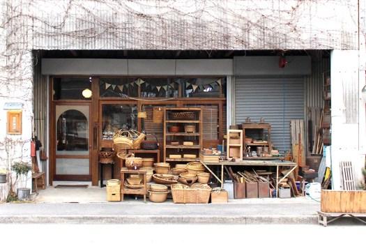 吉田商店の外観