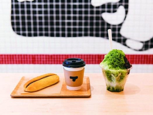 「トラヤカフェ・あんスタンド新宿店」のフードとドリンク