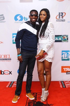 Image result for Timi Dakolo ANd Wife
