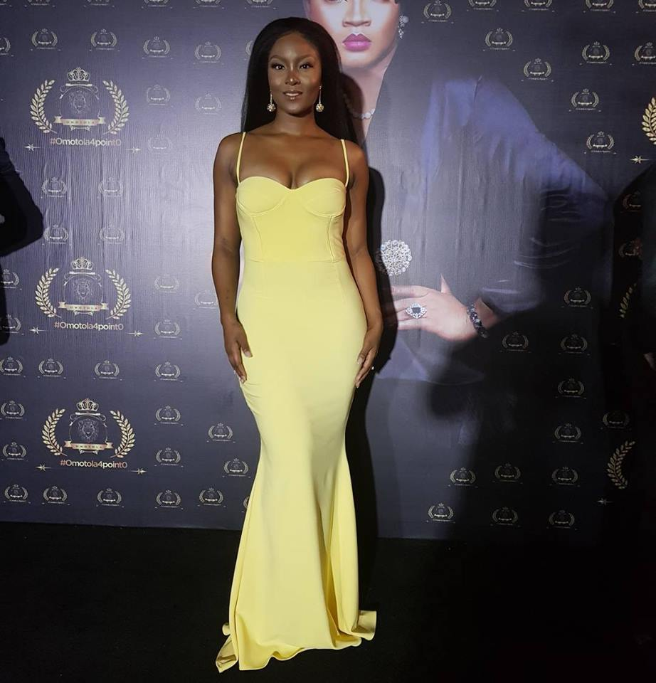 49 Of The Outfits Women Wore To Omotola Jalade Ekehinde's