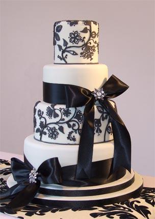 Wedding Cakes  Olivia J Scott