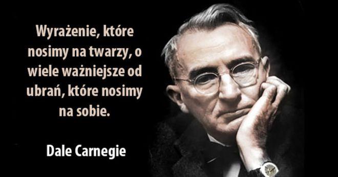 25 cytatów Dale Carnegiego
