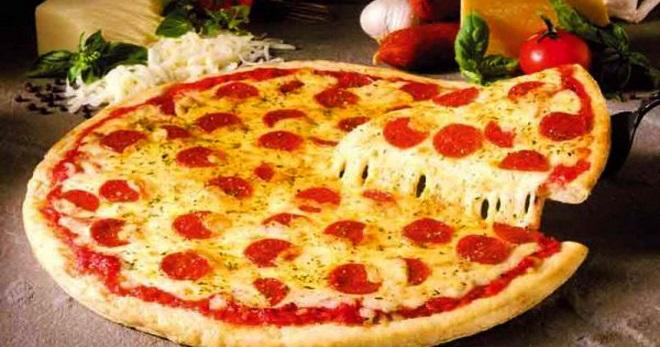 Pizza au micro-ondes - Les recettes les plus rapides de votre plat préféré