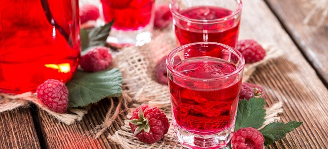 How to make tincture of raspberries on alcohol  Raspberry