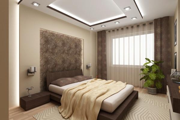 спальня дизайн фото в современном стиле реальные фотографии 3