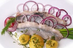 how to pickle bow for herring