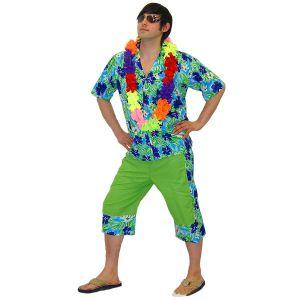 Гавай партиясының костюмдері мұны өзіңіз жасаңыз 26