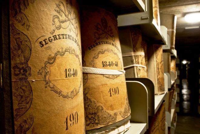 хранитель архива