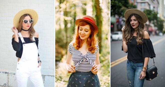 Moda per il cappello da donna