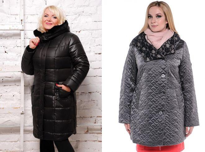 coats for overweight women