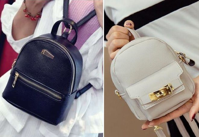 fashion mini backpacks