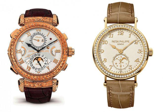 patek philippe swiss watches