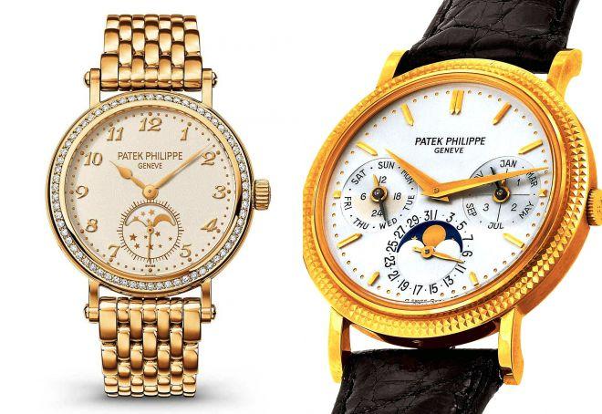 swiss gold watch