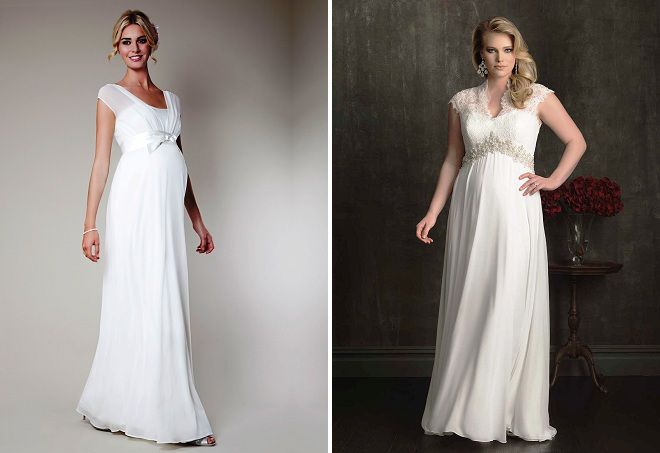 Maternity Wedding Dresses 2017