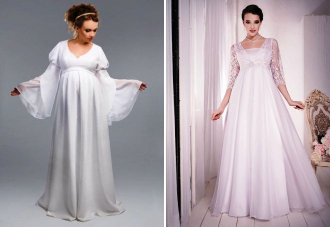 maternity wedding dresses in winter