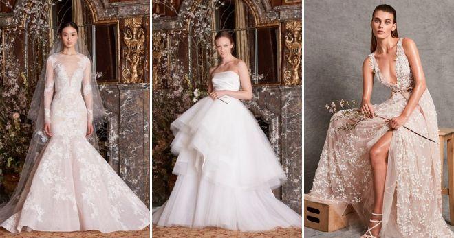 Wedding collections 2019 Moniqur Lhuillier