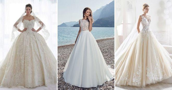 Luxurious Wedding Dresses 2019