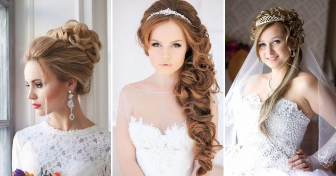 Wedding hairstyles 2019