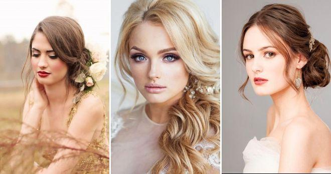 Wedding Makeup 2019 bright