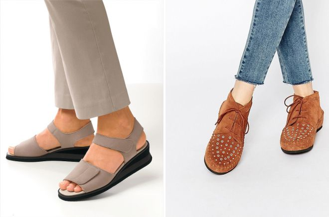 Varice și pantofi cu toc