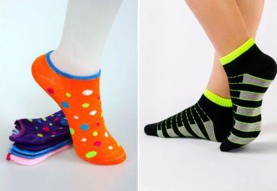 types of women's socks