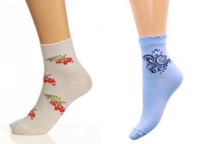 bright women's socks