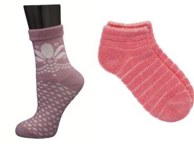 terry women's socks