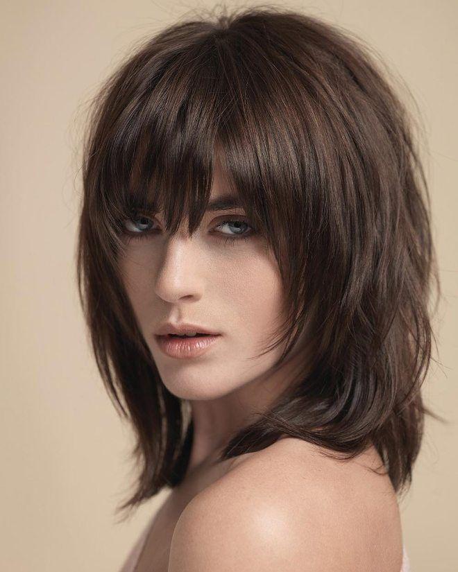 Haircuts for thin thick hair four