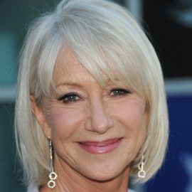 Helen Mirren Hairstyle Woman And Home