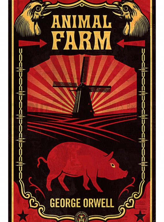 Animal Farm By George Orwell V5 Blog