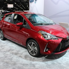 All New Yaris Trd 2017 Jual 2014 The 2018 Toyota Debuts In York Woman And Wheels