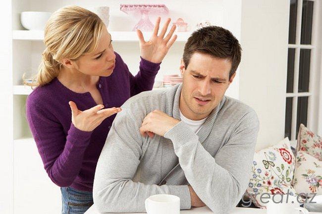 Ссора мужа и жены. Истинные причины | womancosmo.ru