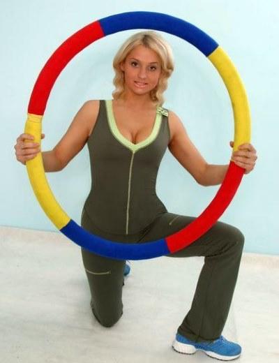 hula hoop ajută să piardă în greutate