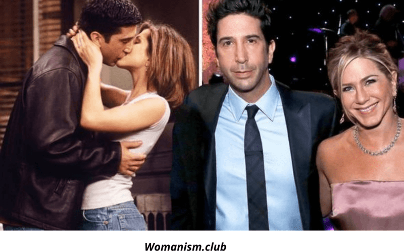 Jenifer Aniston and David Schwimmer had Real Crushes on Each Other