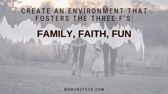 family faith fun