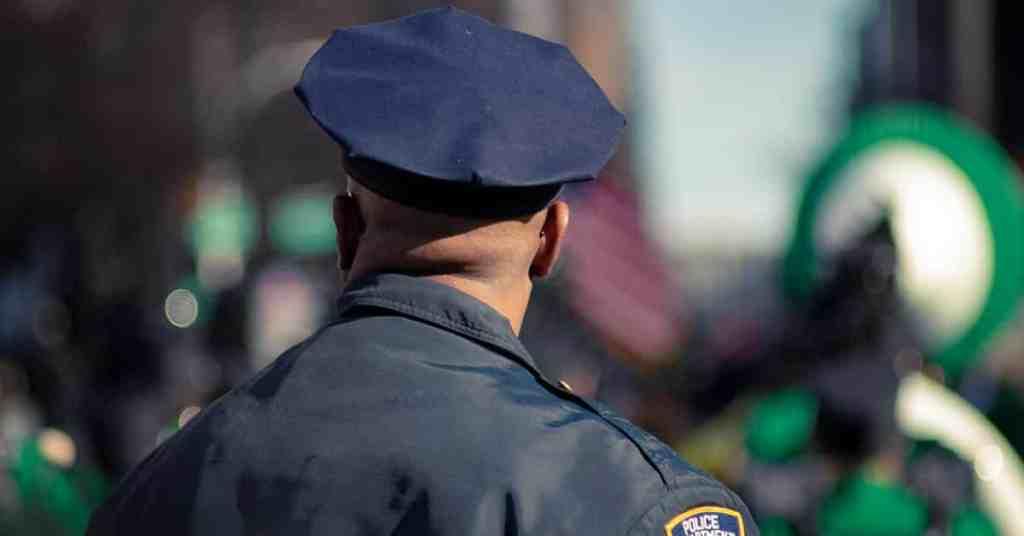 prayer to keep police officers safe