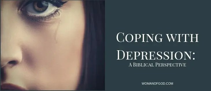 Coping with Depression_ A Biblical Perspective