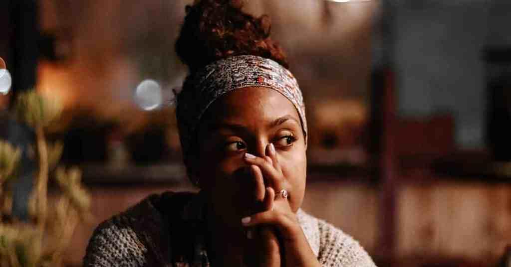 black woman of god